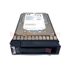 HP 600GB SAS  15k 9cm (3.5'') HD Hot Plug Fully Assembled  Disk for HP Lefthand / Storevirtual